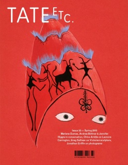 Tate etc. Cover